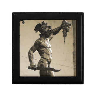 Perseus with the head of Medusa Gift Box