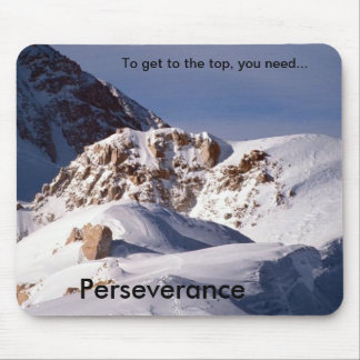 Perseverance  by TDGallery Mouse Mat