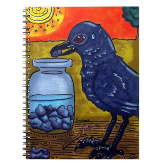 Perseverance Crow Notebooks