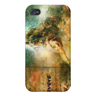 Persevere iPhone 4 Cases