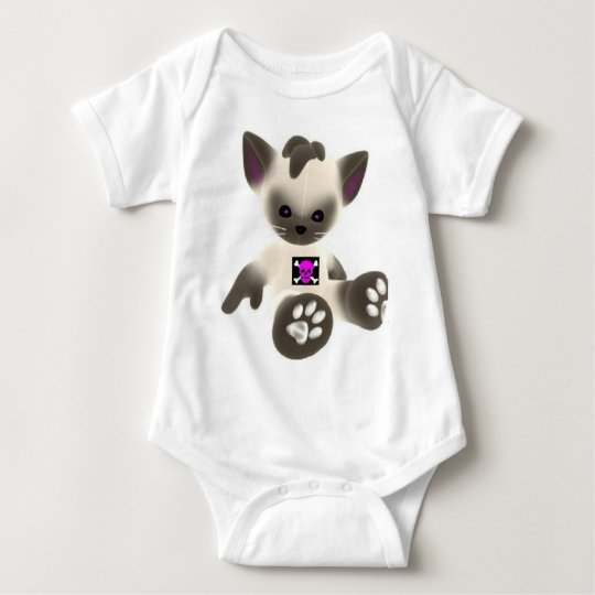 Persey The Piro Baby Bodysuit