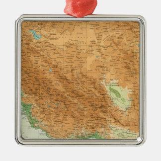 Persia 2 christmas ornament