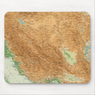 Persia 2 mouse pad