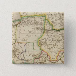 Persia 3 15 cm square badge