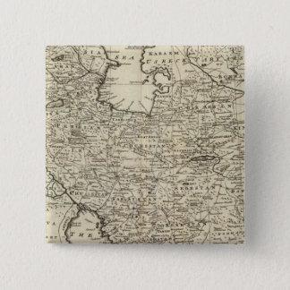 Persia 5 15 cm square badge