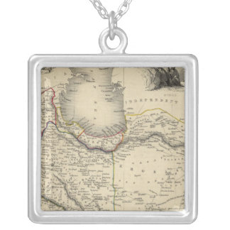 Persia 6 silver plated necklace