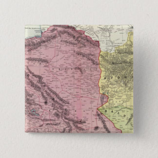 Persia, Afghanistan, and Baluchistan 15 Cm Square Badge