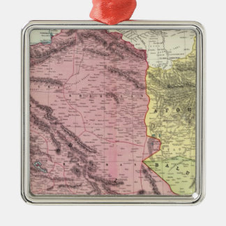 Persia, Afghanistan, and Baluchistan Christmas Ornament