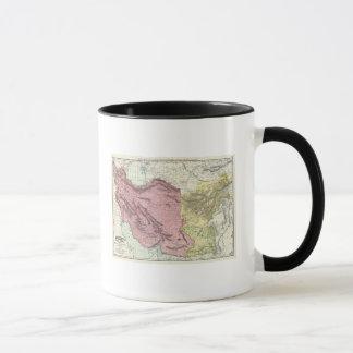 Persia, Afghanistan, and Baluchistan Mug