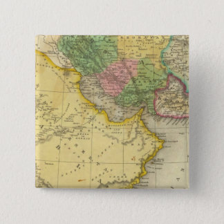 Persia Arabia 15 Cm Square Badge