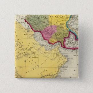 Persia Arabia 2 15 Cm Square Badge