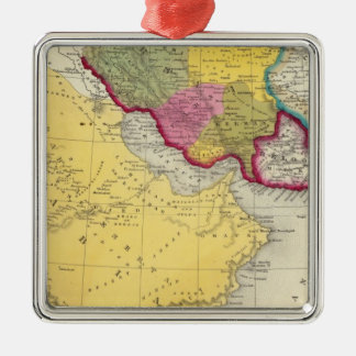Persia Arabia 2 Christmas Ornament