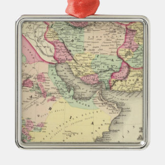 Persia Arabia Christmas Ornament