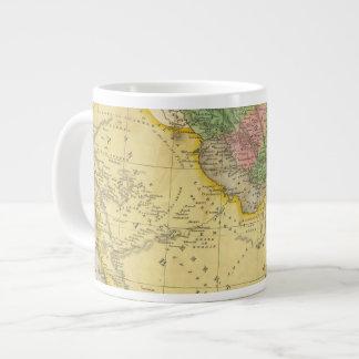 Persia Arabia Large Coffee Mug