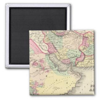 Persia Arabia Magnet
