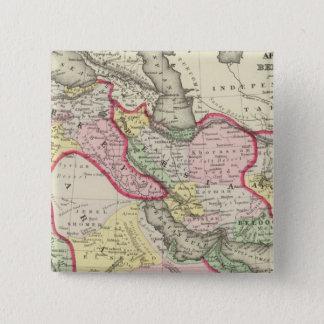 Persia, Arabia, Turkey, Afghanistan, Beloochistan 15 Cm Square Badge