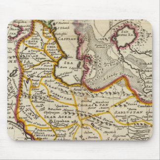 Persia, Caspian Sea, part of Independent Tartary Mouse Pads