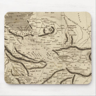 Persia Map by Arrowsmith Mouse Pad
