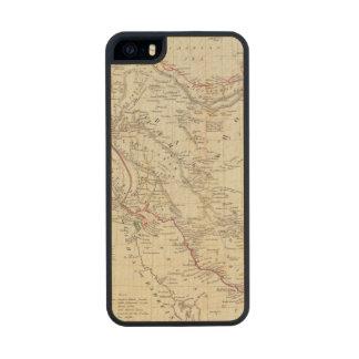 Persia, Ottoman Empire Carved® Maple iPhone 5 Slim Case