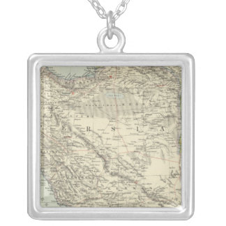 Persia Silver Plated Necklace