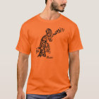 "Persian Calligraphy of Rumi Poem ""Old Man"" T-Shirt"
