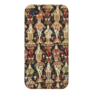 Persian carpet, 19th-20th century iPhone 4 covers