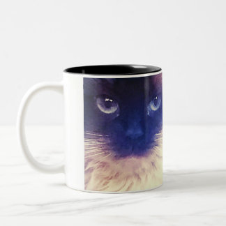 Persian Cat coffee cup