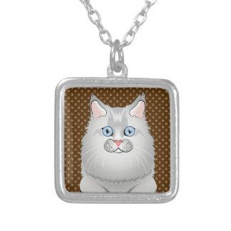 Persian Cat (Doll-Face) Cartoon Jewelry