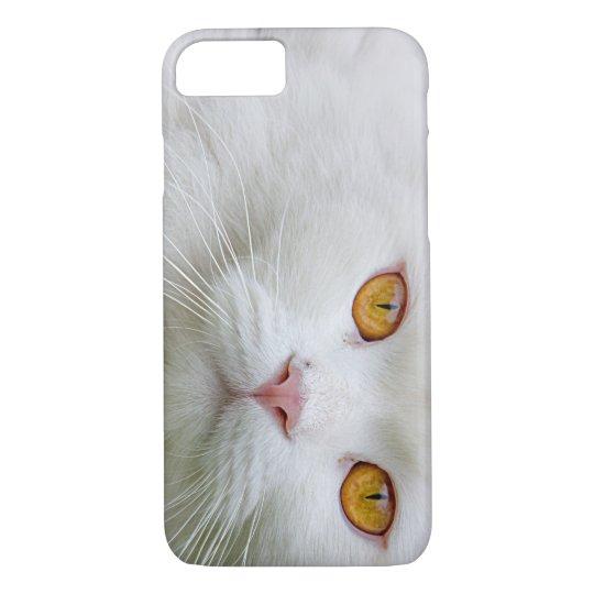 Persian Cat iPhone/iPad Case