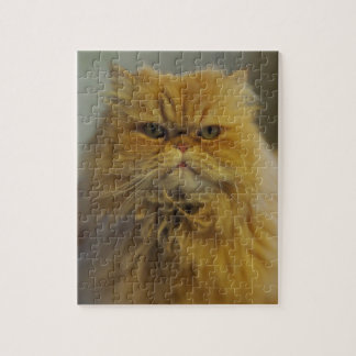 Persian Cat Jigsaw Puzzle
