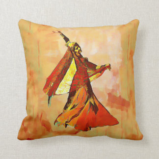 Persian Dancer Pillow