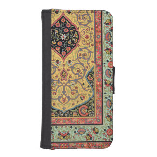 Persian Decoration, plate XXV from 'Polychrome Orn iPhone SE/5/5s Wallet Case