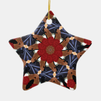 Persian Dreamcatcher Christmas Ornament