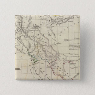 Persian Empire, eastern 15 Cm Square Badge