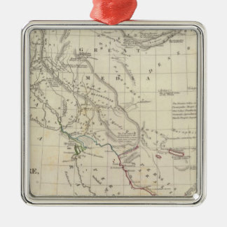 Persian Empire, eastern Christmas Ornament