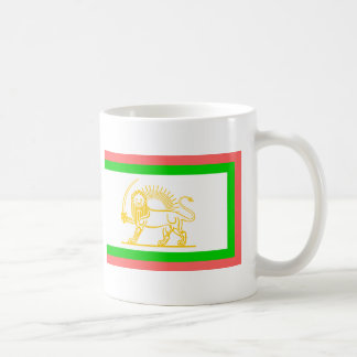 Persian Flag (1906) Basic White Mug