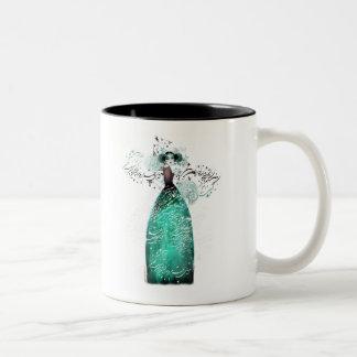 Persian Girl mug