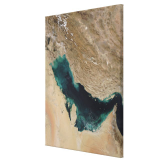 Persian Gulf Gallery Wrap Canvas