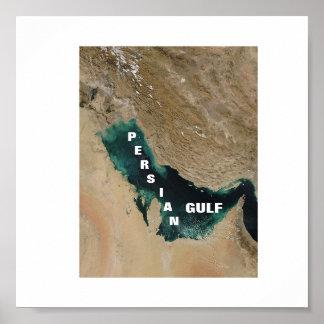 Persian Gulf Poster
