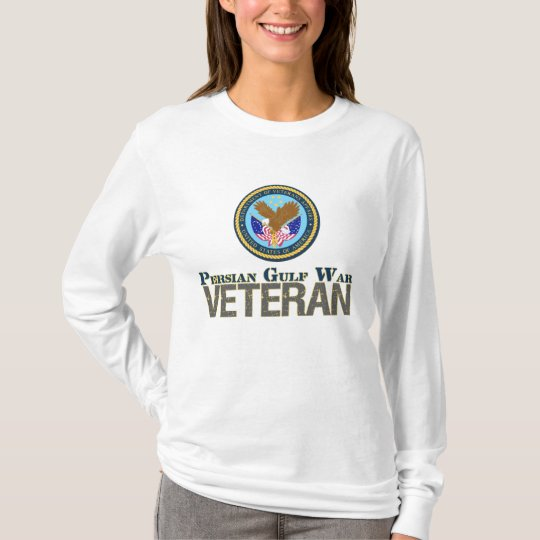 Persian Gulf War Veteran T-Shirt