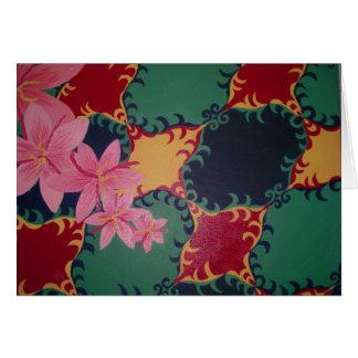 Persian Inspirations Card