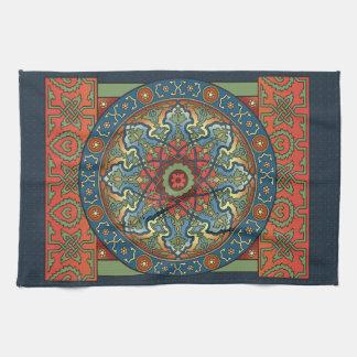 Persian Mandala Tea Towel
