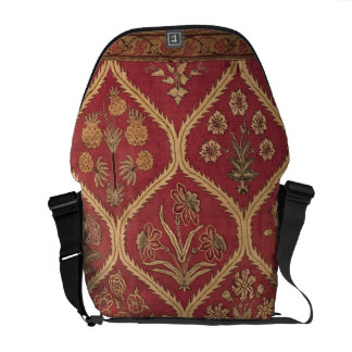 Persian or Turkish carpet, 16th/17th century (wool Commuter Bag