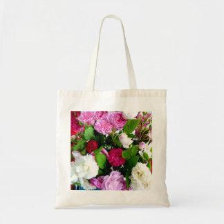 persian roses 5 tote bag