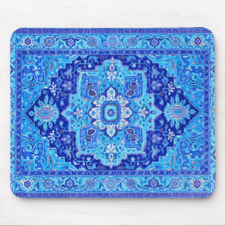 PERSIAN RUG - Blue Mouse Mat