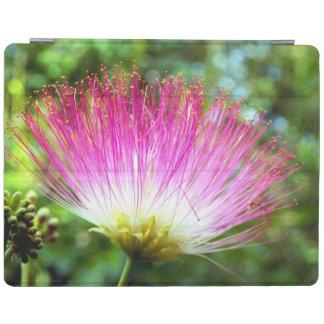 Persian Silk Tree Flower iPad Cover