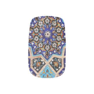 Persian Sky Nail Art