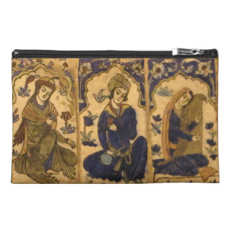 Persian Tile Travel Accessory Bags