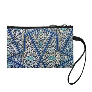 Persian Tiles Change Purses