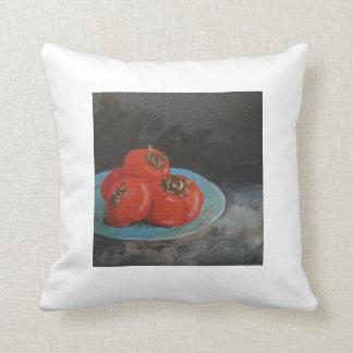 Persimmon Cushion
